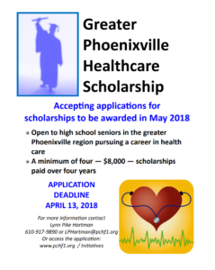 Scholarship Poster 2018