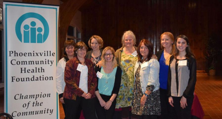 Community Health Leadership Academy, 2016 Champions