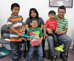 Health Care Access Family