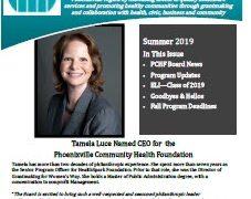 PCHF Summer 2019 Newsletter