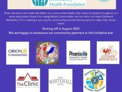 BeHeard BeHealthy Community Partner Organizations