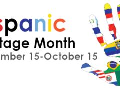 Let's celebrate Hispanic Heritage Month 2021